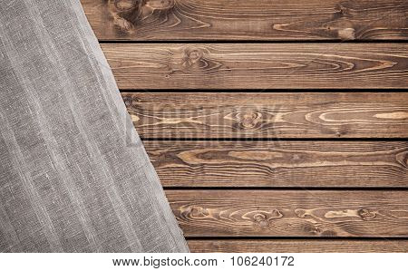 wooden table texture.