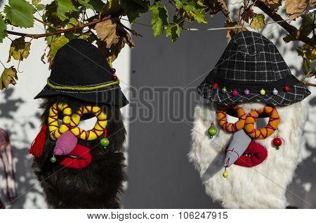 Romanian masks