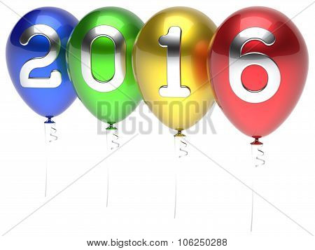 New Years Eve Party 2016 Balloons Christmas Decoration Xmas