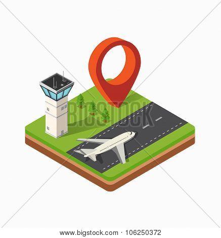 Print city airport