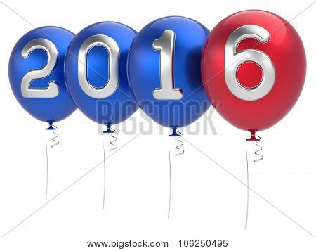 New Years Eve 2016 Party Balloons Christmas Decoration
