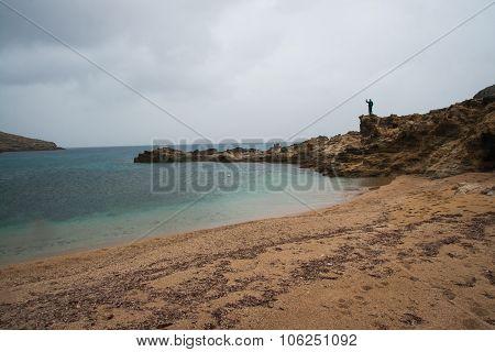 Seascape, Mikonos, Greece