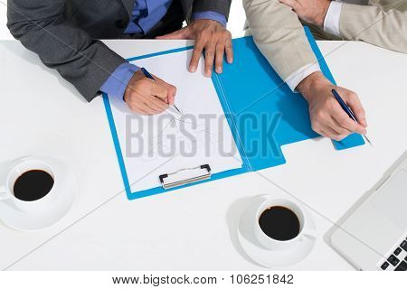 Strategy Developing