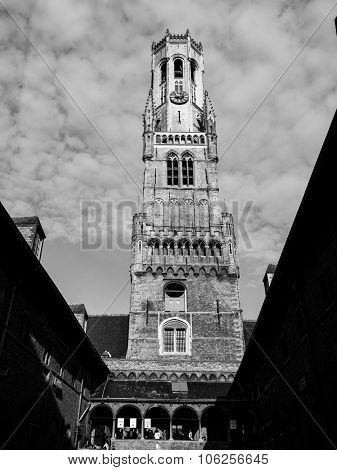 Belfry Tower of Bruges