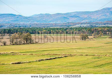 Vermont pastures