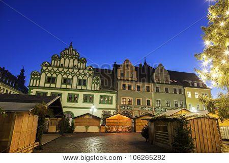 Marktplatz In The Morning