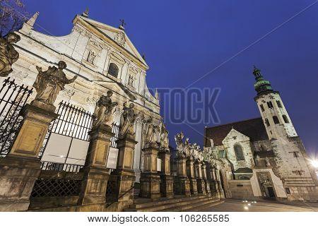 Krakow Churches