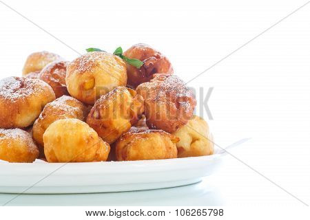 Fried Cottage Cheese Balls