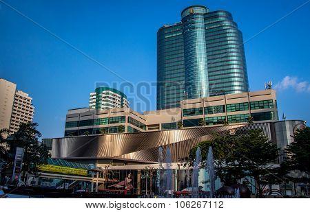 central world shopping center