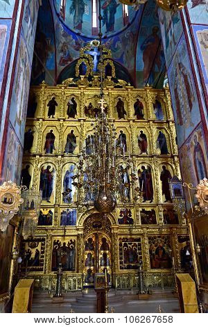 Assumption Cathedral, Russia