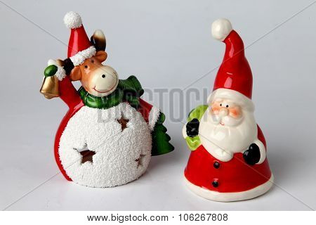 Candleholder Christmas Subjet B