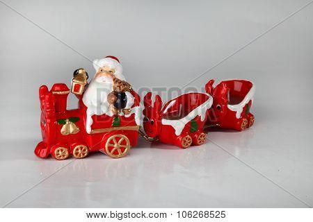 Candleholder Christmas Subjet E