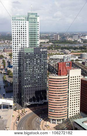 Maastoren Tower