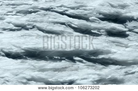Ice Surface Texture
