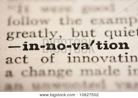 Word Innovation