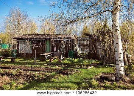 Old Cottage.