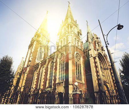 Church of Sts. Olha and Elizabeth, Lviv