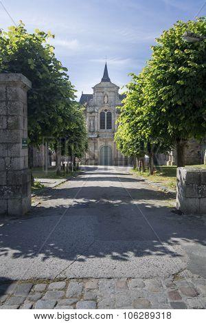 Saint Catherine's Chapel