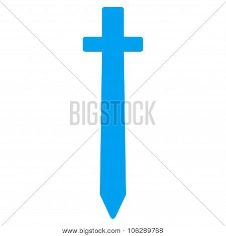 Symbolic Sword Icon