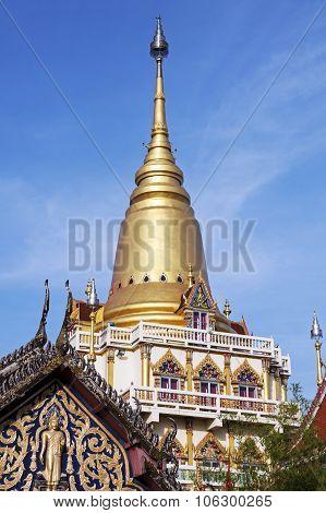 Wat Soi Thong In Bangkok