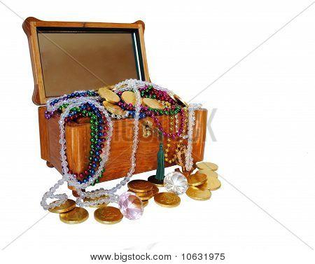 secret treasure chest