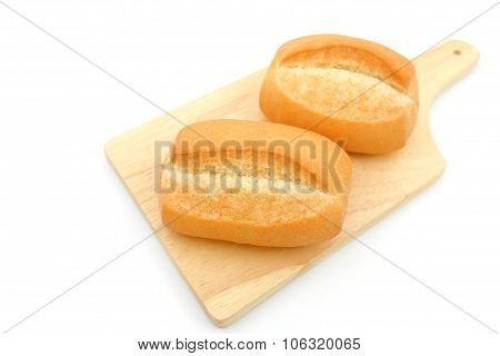 Mini French Baguettes And Croissant