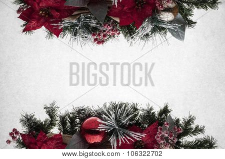 Holiday Greetings Card Background Decoration
