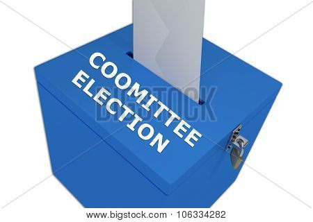 Committee Election Concept