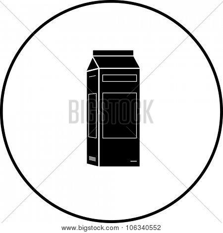 beverage carton symbol