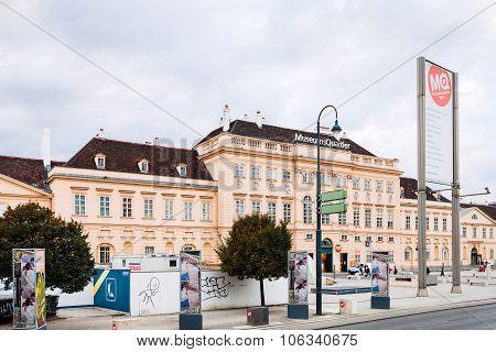 Museumsquartier In Vienna City, Austria