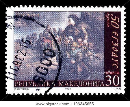 Macedonia 1998