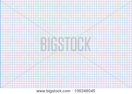 Technical grid background. Square grid background.