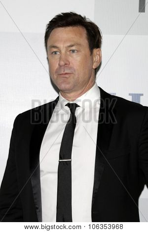 LOS ANGELES - JAN 11:  Grant Bowler at the NBC Post Golden Globes Party at a Beverly Hilton on January 11, 2015 in Beverly Hills, CA