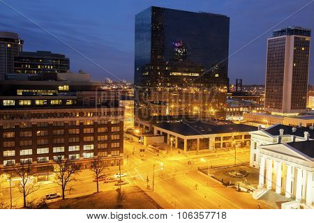 Architecture Of St. Louis