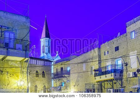 The Franciscan Terra Sancta Church, Acre