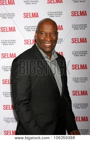 SANTA BARBARA - DEC 6:  John Singleton at the