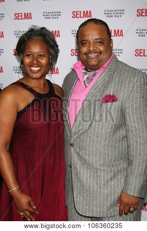 SANTA BARBARA - DEC 6:  Roland Martin at the
