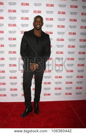 SANTA BARBARA - DEC 6:  Elijah Kelley at the