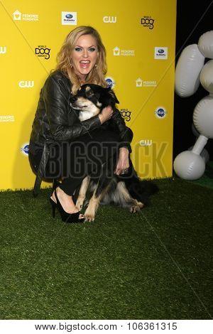 LOS ANGELES - JAN 10:  Elaine Hendrix, Tiloc at the CW Network presents