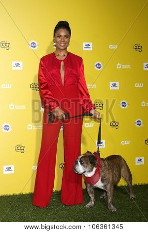 LOS ANGELES - JAN 10:  Regina Hall, Zeuss at the CW Network presents