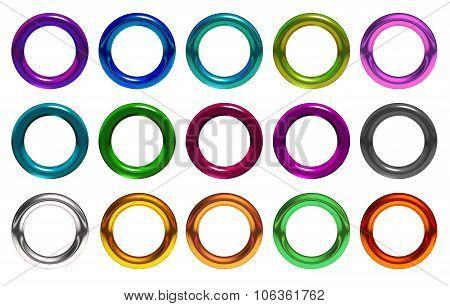 Ring Multiple Materials