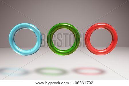Ring Of Crystal Materials