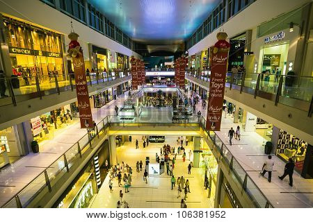 World's Largest Shopping Mall