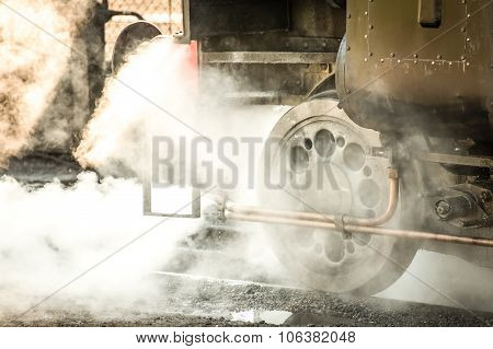 Cloud Of Steam