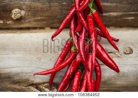 Red Dry Peppers