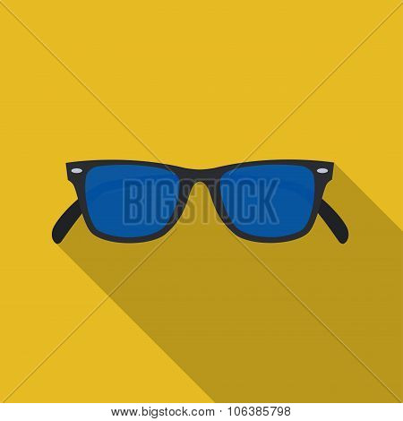 Icon Of Sunglasses