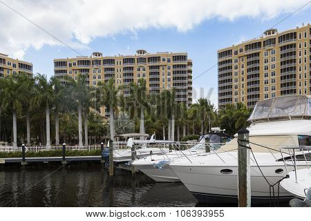 Marina Resort In Florida