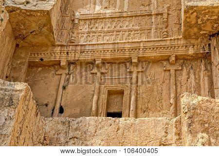 Naqsh-e Rustam Xerxes I tomb