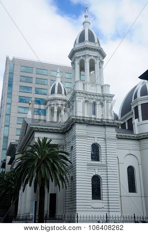 Saint Joseph Cathedral San Jose