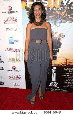 LOS ANGELES - OCT 28:  Dr. Sharon S. Nazarian at the 29th Israel Film Festival - Opening Night Gala at the Saban Theatre on October 28, 2015 in Beverly Hills, CA